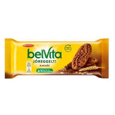 Győri Belvita Jóreggelt kakaós keksz 50 g