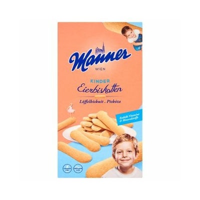 Manner piskóta gyermekek részére ásványi anyagokkal és vitaminokkal 200 g