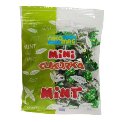 Nikomag Mini Mix mentol ízű cukorkák 70G