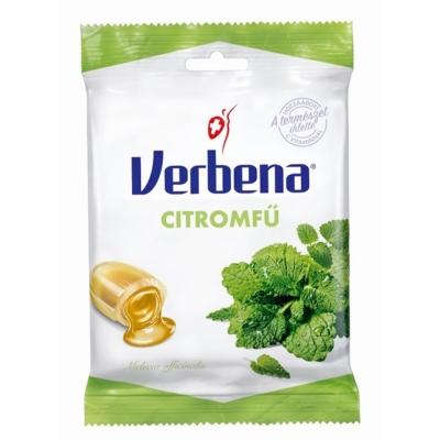 Verbena 60G Citromfű Cukor