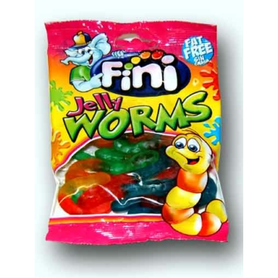 Fini 100G Worms /Jelly/ 10208