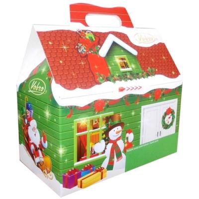 Vobro 170G Little Christmas House Házikó