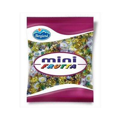 Bergland MiniFrutta gyümölcs ízű cukorka 70G