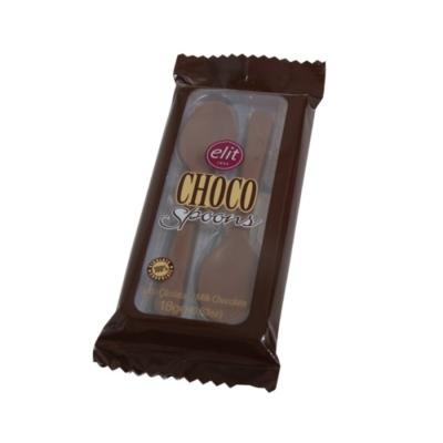 Elit Choco Spoons 18G Csokikanál Tej