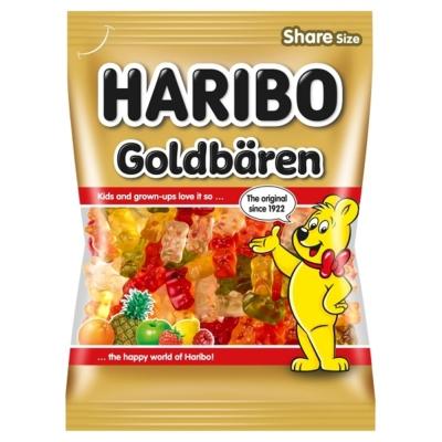 Haribo 200G Goldbaren