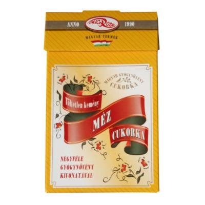 Microse Töltetlen kemény méz cukorka 75G
